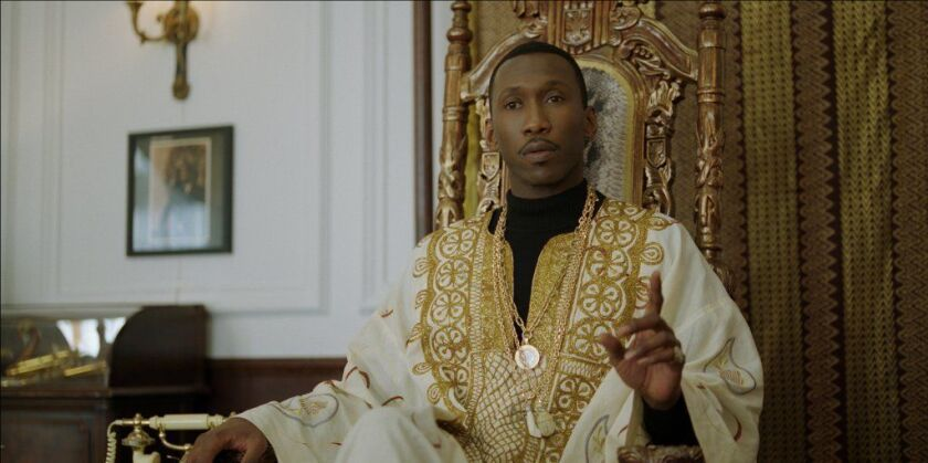 """Mahershala Ali as Dr. Donald Shirley in """"Green Book,"""" directed by Peter Farrelly."""