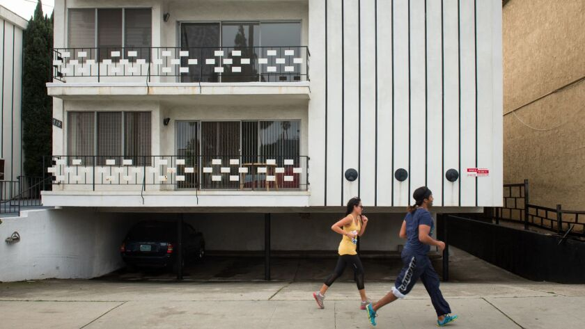 Wood-frame apartments with carports on the ground floor and supported by flimsy columns can collapse in an earthquake. So-called soft-story buildings in Santa Monica would have to undergo a seismic evaluation under a law tentatively approved Tuesday.