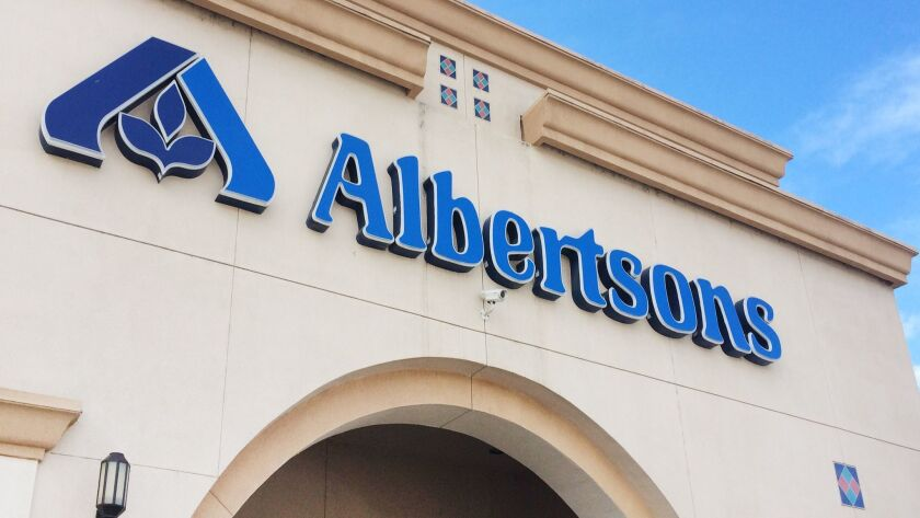 """Albertsons developed an unwritten """"English-only policy"""" about six years ago, the government's lawsuit alleges."""