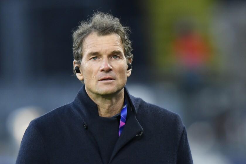 En foto del 14 de abril del 2021, el exportero de la selección de Alemania Jens Lehmann
