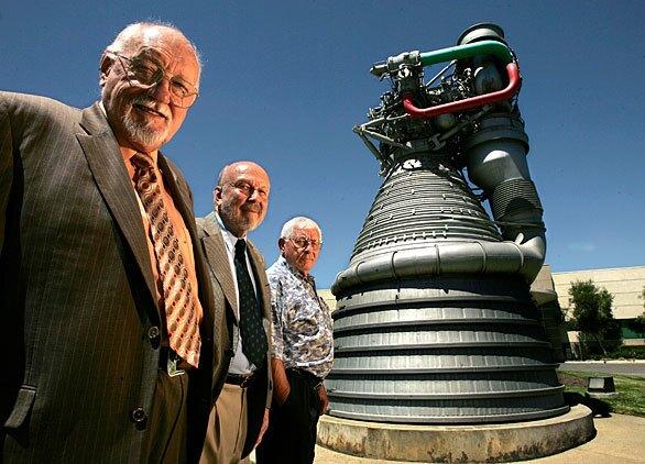 Rocketdyne retired engineers