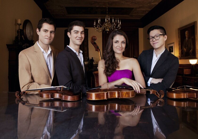 Dover Strings Quartet