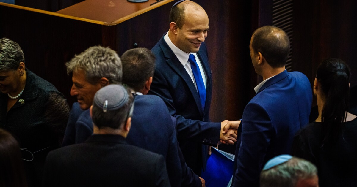 'Sigh of relief.' Biden team embraces new Israeli government after Netanyahu drama
