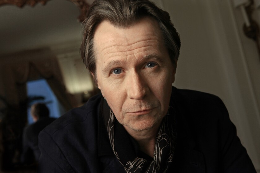 """Gary Oldman stars in the upcoming movie """"Dawn of the Planet of the Apes."""""""