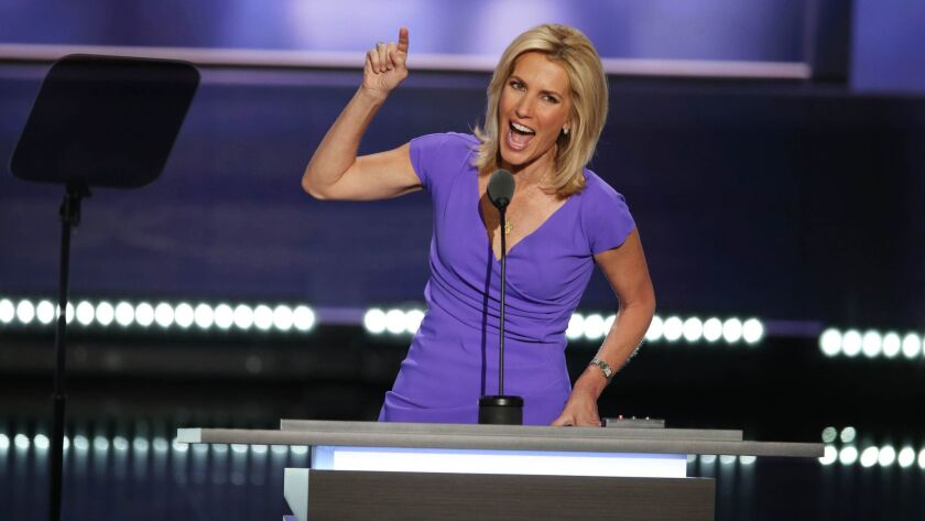 Laura Ingraham apologizes for tweet about David Hogg's college rejections as advertisers continue to flee