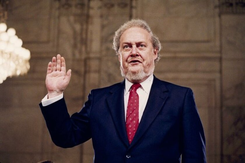 The bitter defeat of Supreme Court nominee Robert Bork in 1987 politicized the confirmation process.