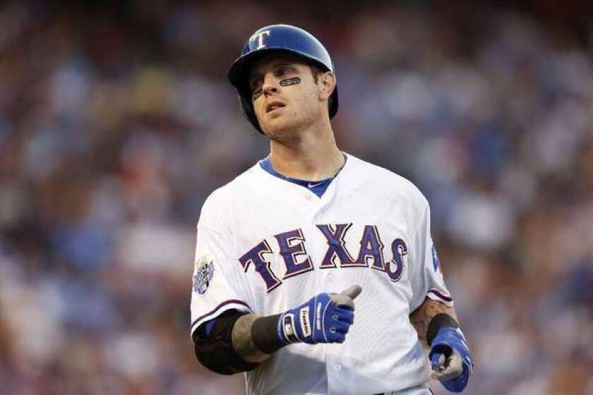 Angels reportedly agree to deal with outfielder Josh Hamilton