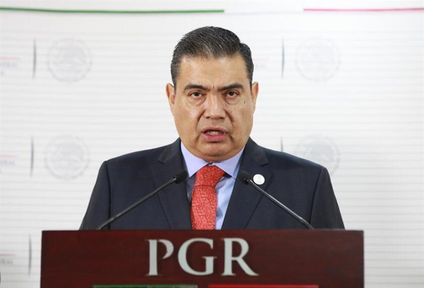 Gustavo Salas, fue el titular de Subprocuraduría Especializada en Investigación de Delincuencia Organizada (Seido) durante quince meses. EFE/Archivo