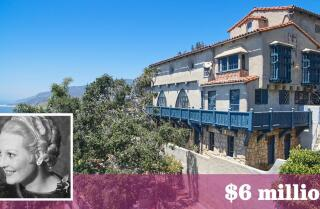 Hot Property | Pacific Palisades home where Thelma Todd was discovered dead seeks $6 million