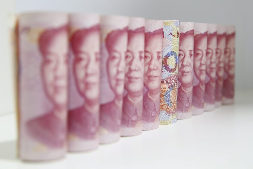 IMF adds Chinese yuan to list of reserve currencies