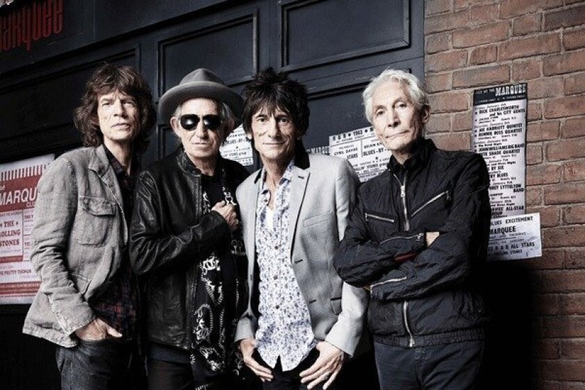 Rolling Stones: 'One of them looks like a chimpanzee'