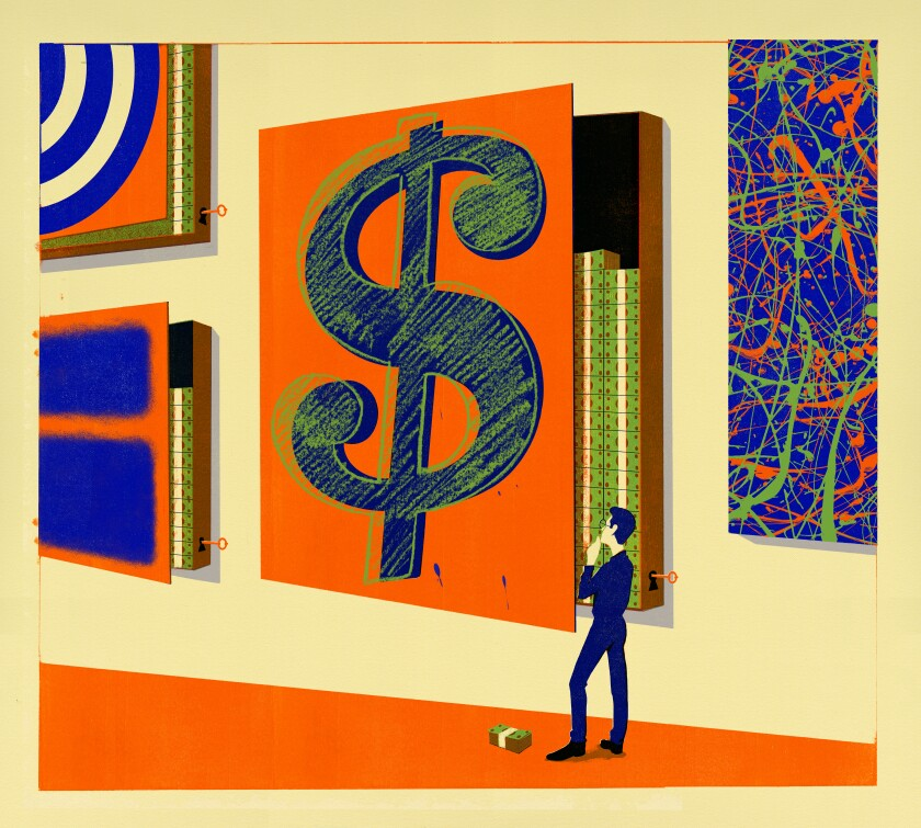 Art-secured lending has been around for years but has matured since the financial crisis.