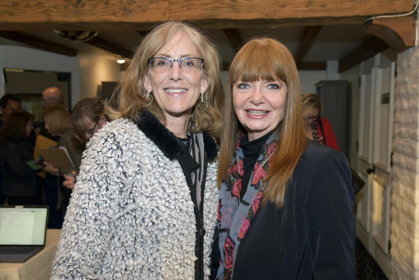 Maureen Sweeney, Vickie Riggs