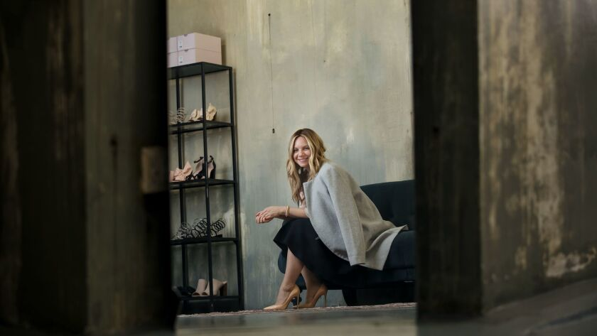 Joyce Azria's plans for her new line, Avec les Filles, include a having launch on Revolve.com and a pop-up shop in Los Angeles.
