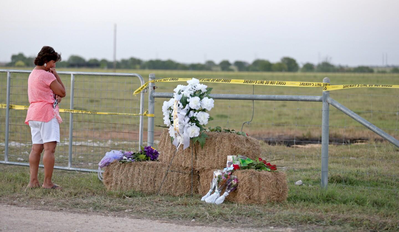 Texas hot air balloon crash