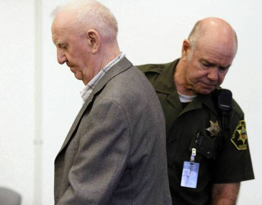 O.C. priest to spend a year in jail for molesting boy in 1990s