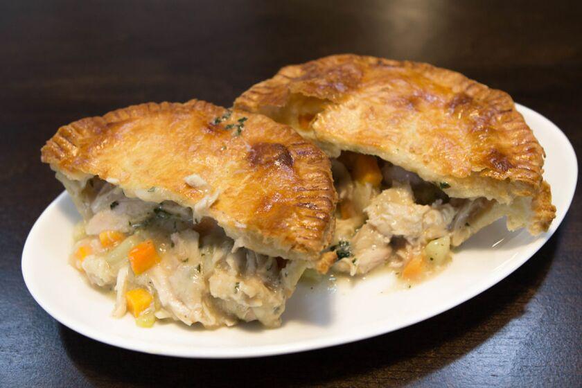 Breakfast pot pie from Pi Bar (Blue Bridge Hospitality)
