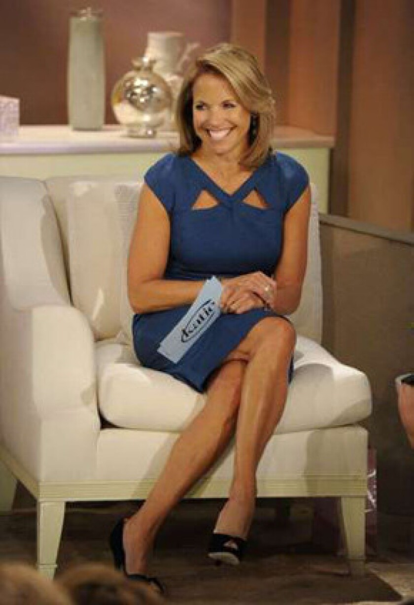 Katie Couric backs off from her anti-vaccine show--but not enough