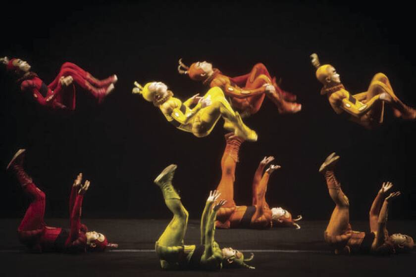 Why did 'Iris' fail? Cirque show didn't catch on in Los Angeles