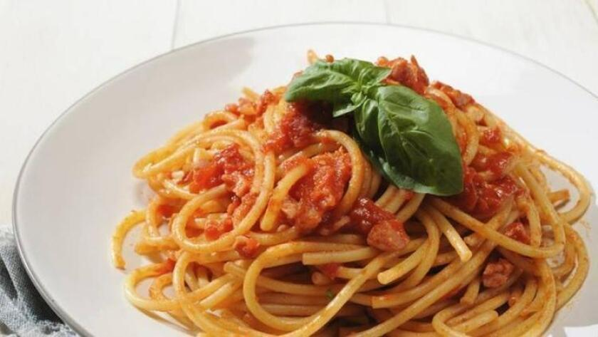 Pasta All'Amatriciana from Civico 1845 (/ Civico 1845)
