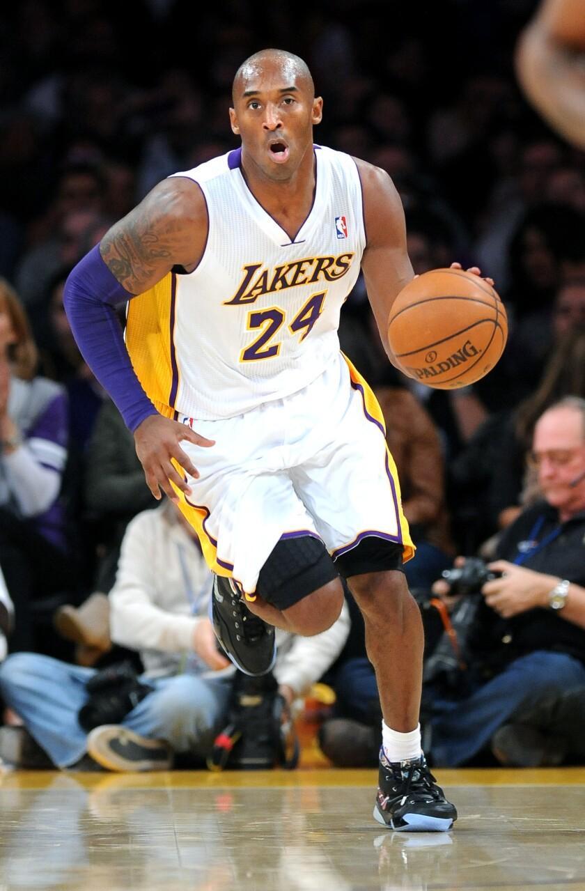 Kobe Bryant's Kobe Inc. coming to Newport