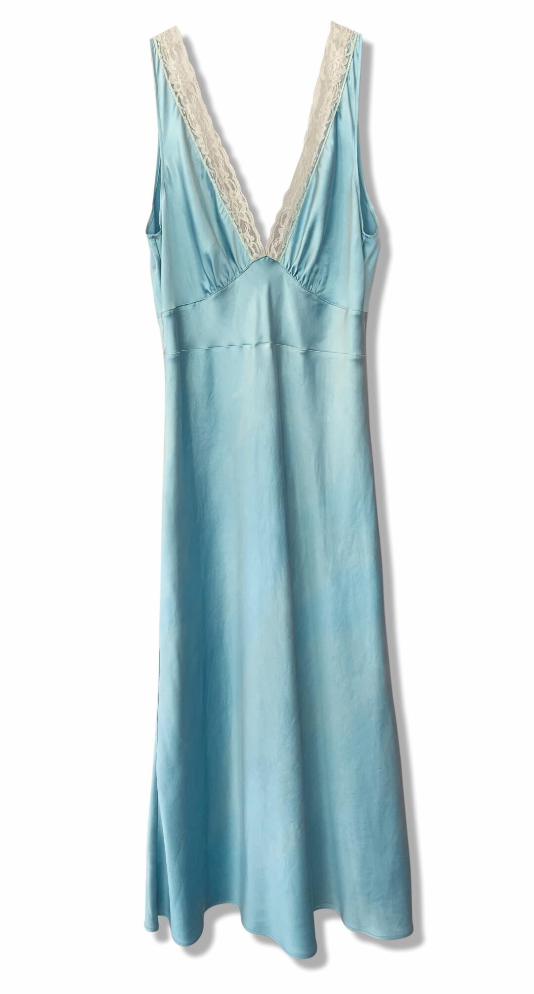 Women's slip dress
