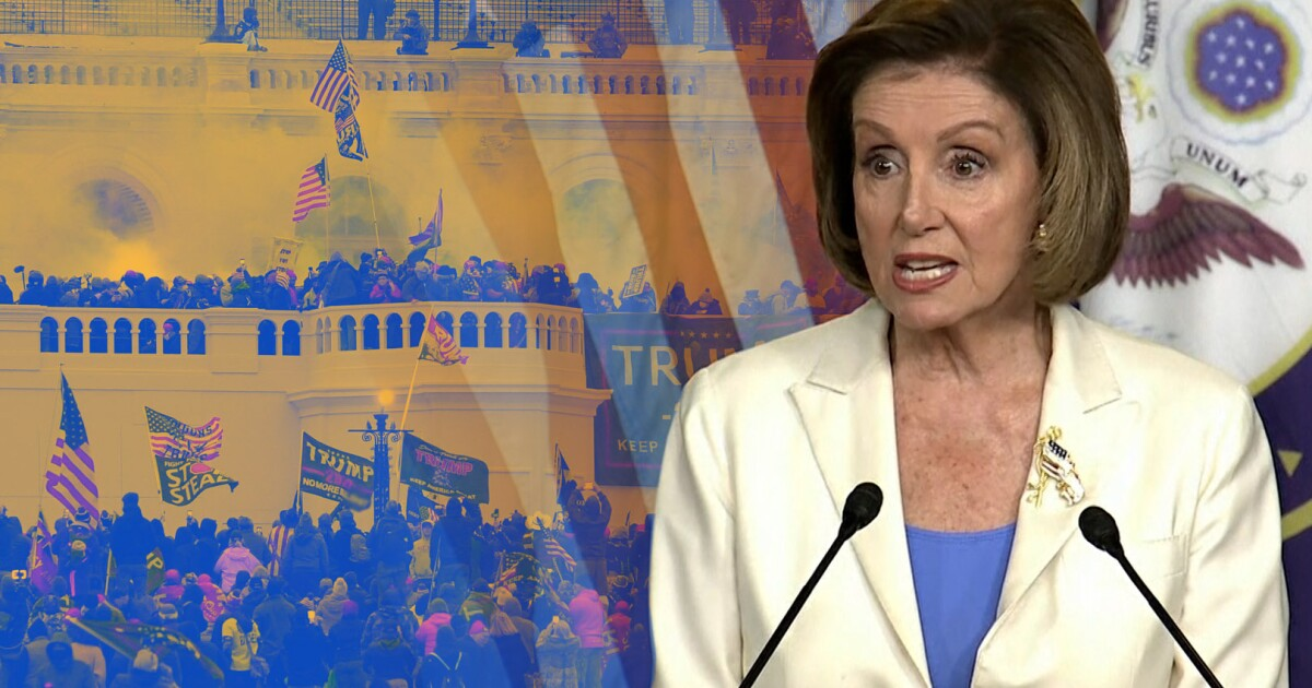 Pelosi creating House panel to investigate Capitol riot - Los Angeles Times