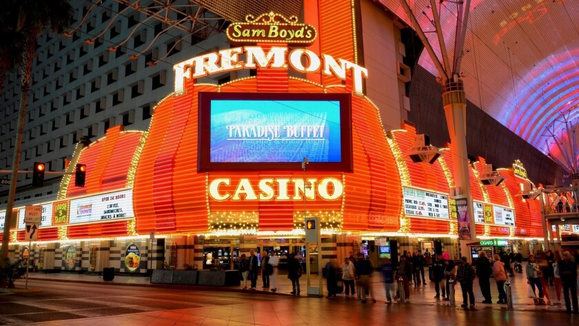 "The Fremont, marking its 60th anniversary this year, is one of a handful of downtown hotels with ""aloha,"" since they are frequented by visitors from Hawaii."