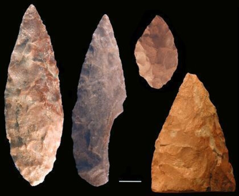 Stone Age innovation and climate change
