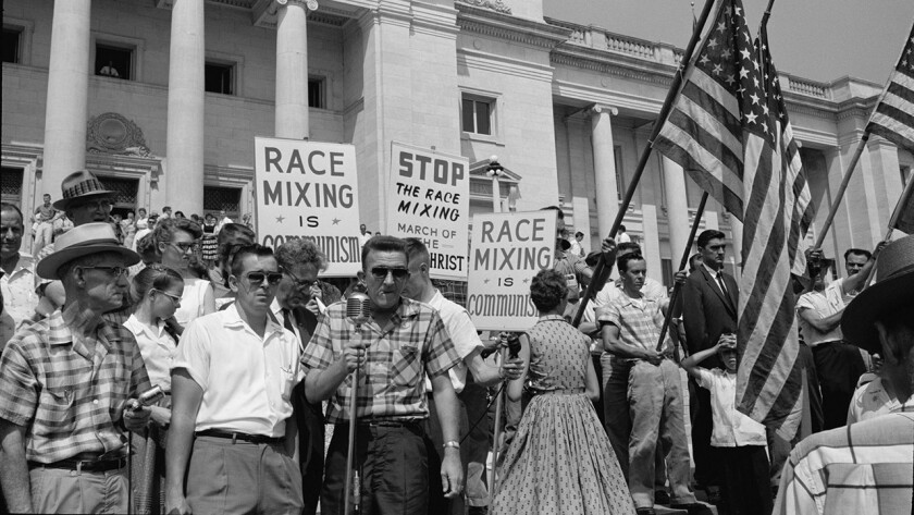 """A still from the documentary """"I Am Not Your Negro."""" Credit: Library of Congress"""