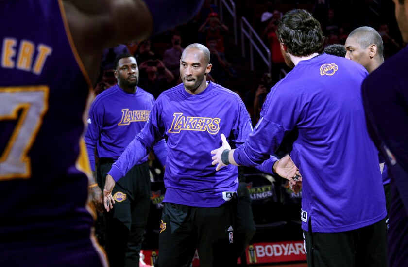 online retailer e08ad 49f67 Kobe Bryant, the most polarizing figure in the history of ...