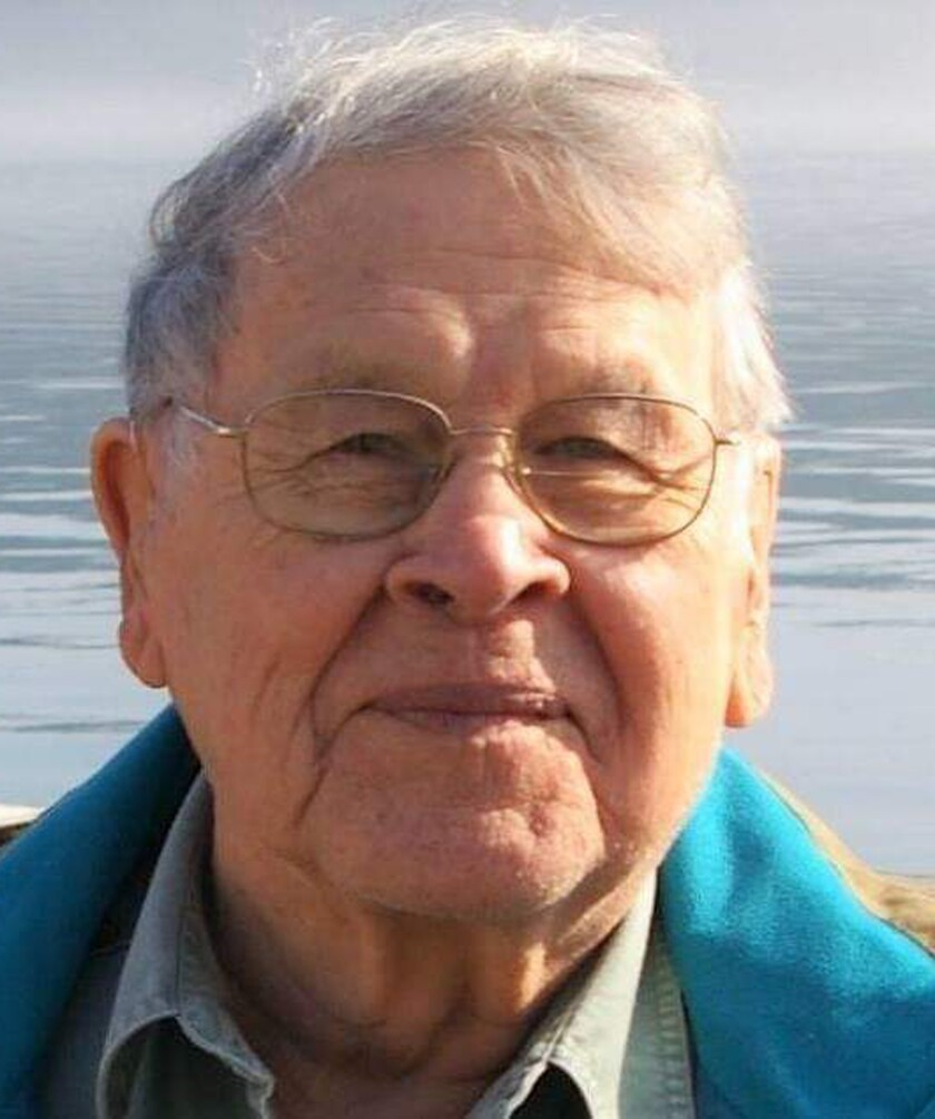 Longtime Native American journalist and activist Chuck Trimble died Monday in Omaha.