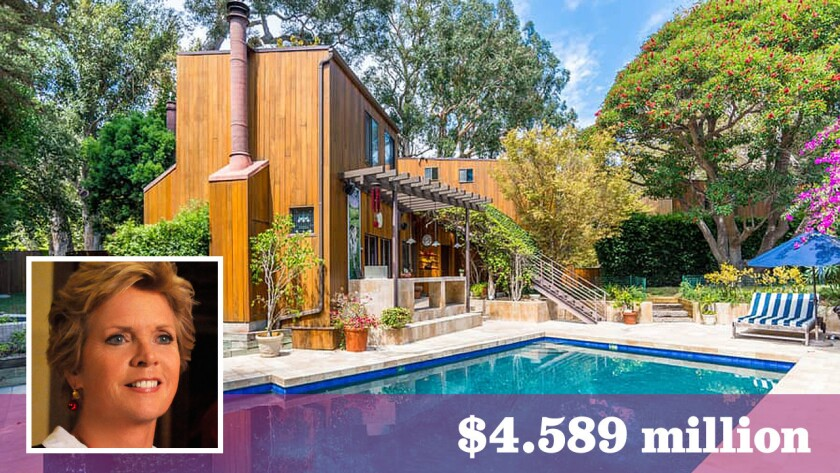Hot Property | Meredith Baxter