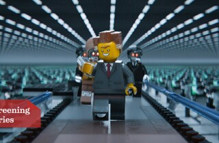 'The Lego Movie': Look of the film