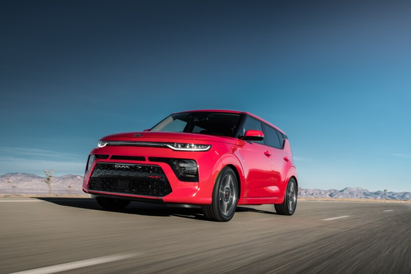 2019 Kia Soul: Coming Redesigned And Possibly With The All-wheel Drive >> Redesigned 2020 Kia Soul Channels Its Animal Spirit The