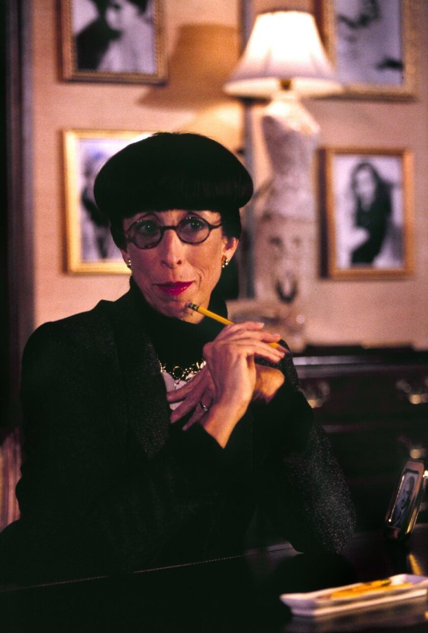 'A Conversation with Edith Head'