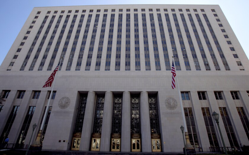 U.S. District Court for the Central District of California in Los Angeles.