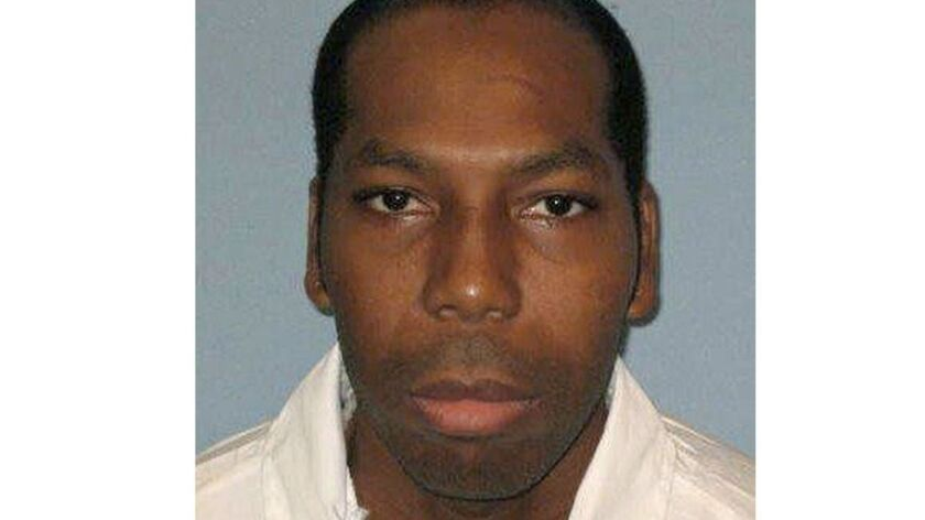 Alabama inmate Dominique Ray was executed Thursday after the U.S. Supreme Court lifted a stay placed by the 11th Circuit Court of Appeals.