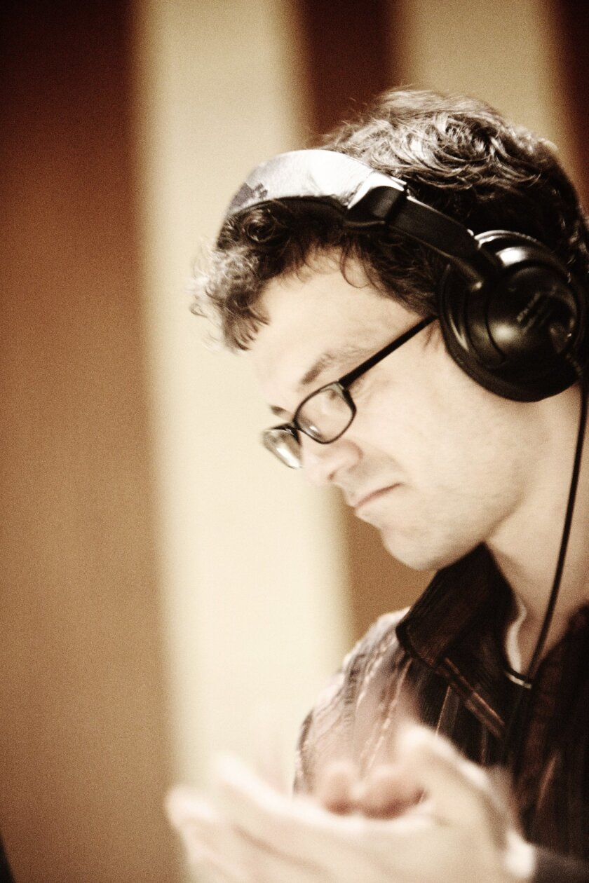 """Brad Mehldau: """"Anything that I love musically, I listen to obsessively."""" Augusta Quirk"""