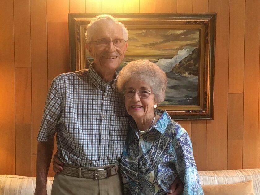 Jim and Jane King