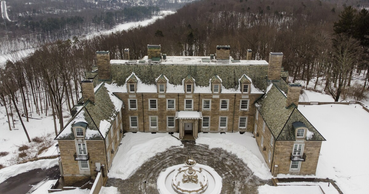 Claimed value of sleepy New York estate could come to haunt Donald Trump