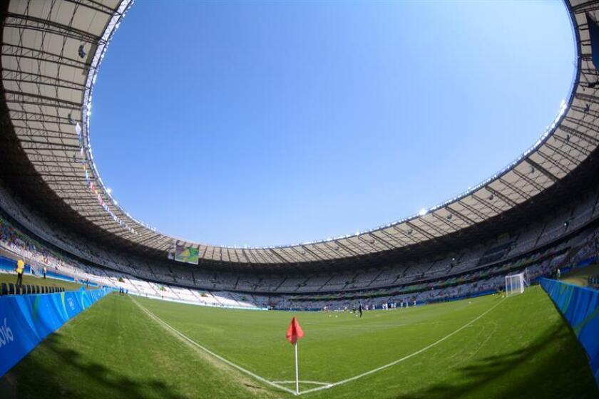 Vista del estadio Mineirao. EFE/Archivo
