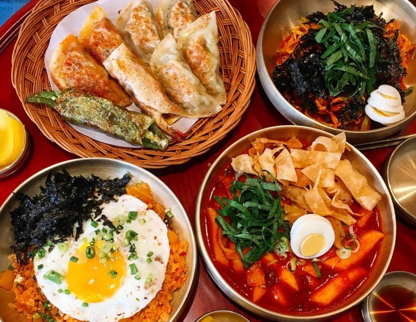 CHD, a new mandu and tteok-bokki restaurant opens in Koreatown