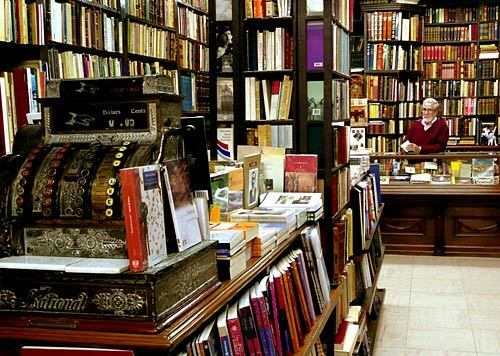 Mexico City's literary scene
