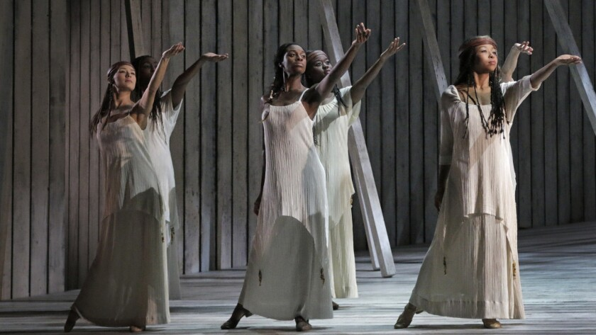 'Norma' at the Dorothy Chandler Pavilion