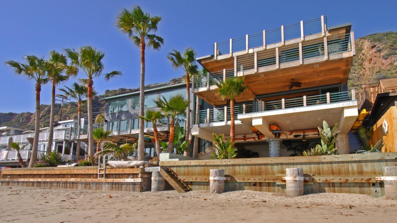 Baywatch co-creator Greg Bonnan's Malibu home | Hot Property