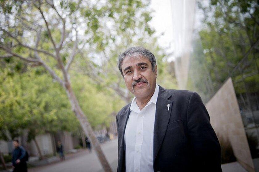 UC San Diego Chanellor Pradeep Khosla