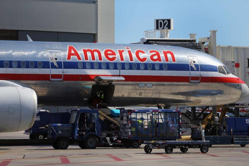 Thomas Horton, who led American and its parent company, AMR Corp., since 2011, gave up the post of chief executive to Doug Parker, the former chief executive at US Airways. Horton will serve as chairman of the board of the new American Airlines Group Inc.
