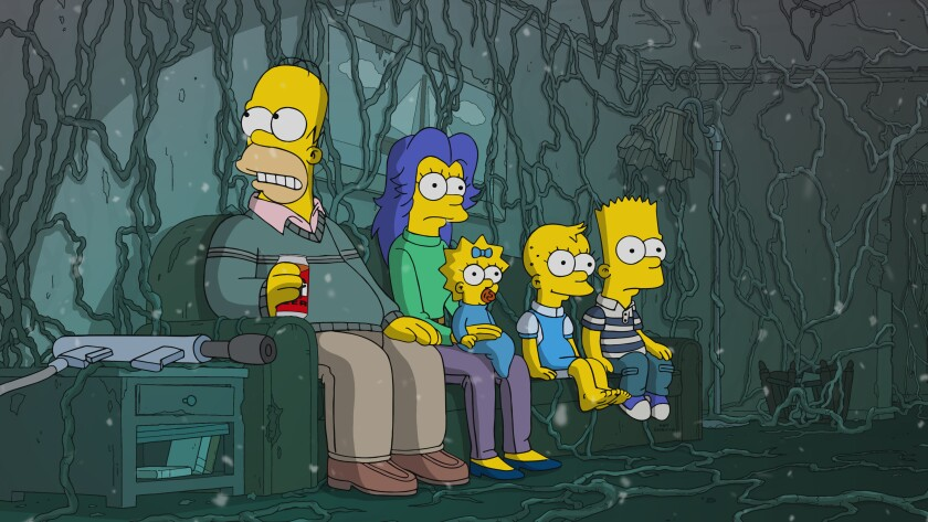 """The Simpsons'"" ""Treehouse of Horror XXX"""