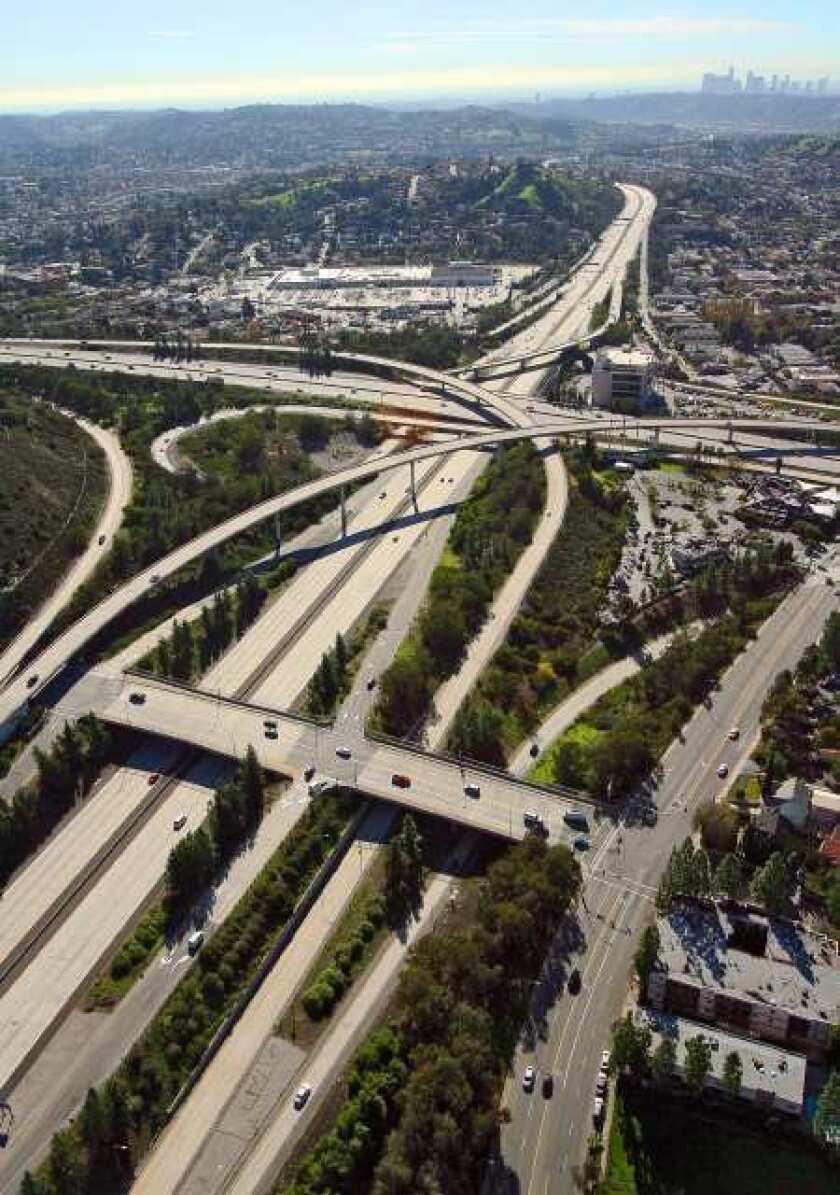 Burbank, Glendale join to improve street traffic